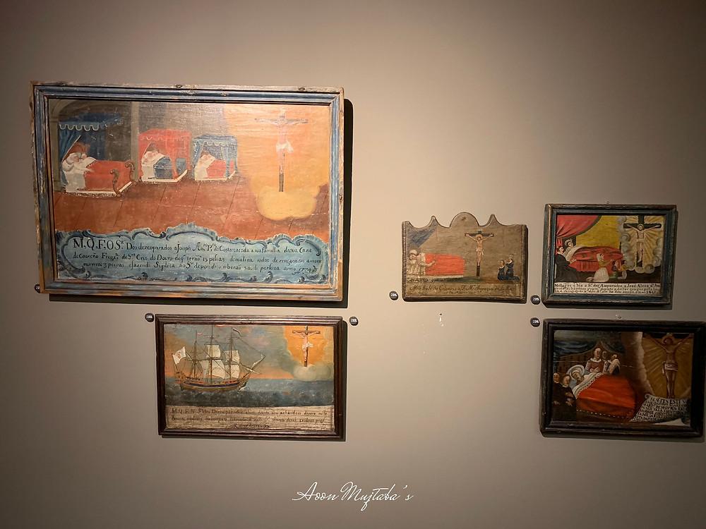Museu dos Clerigos in Porto, Portugal