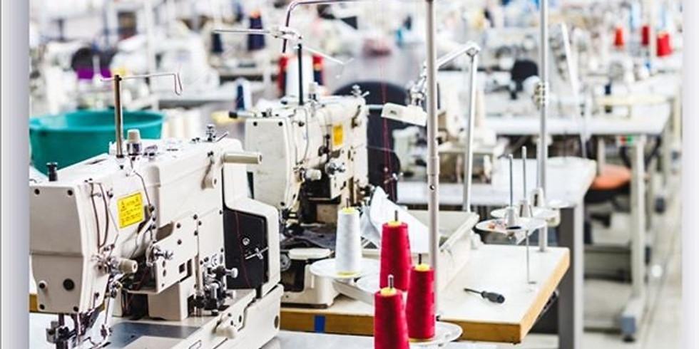 Garment Machines Display