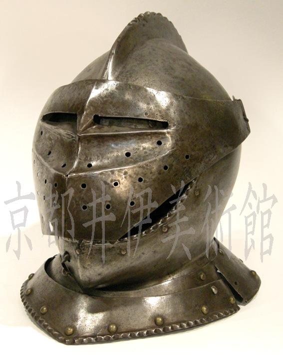 16世紀南蛮渡来西洋冑