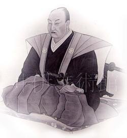 井伊直弼肖像画 (井伊直安筆)