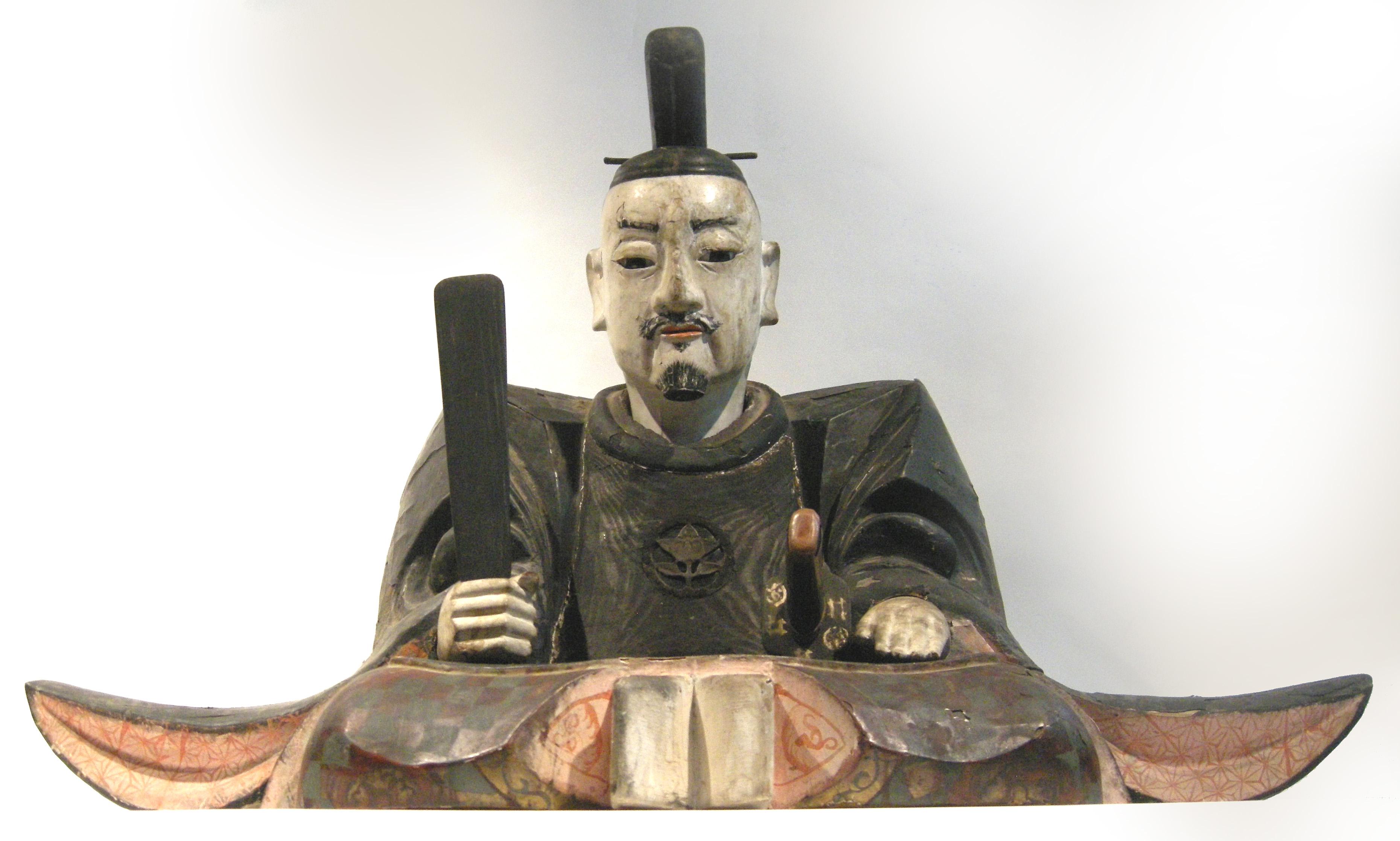 井伊直政神像