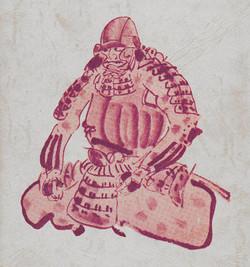 井伊直政武装像