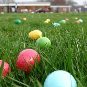 All Ages Egg Hunt with Tink and Turk (and Raffle Prizes!)