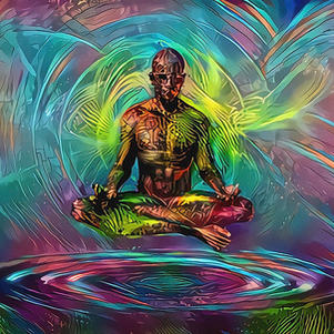 Intuitive Art Workshop and Guided Meditation