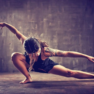 Funky Yoga Dance