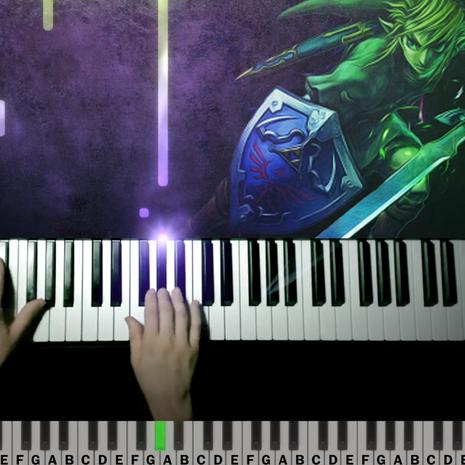 Zelda Main Theme