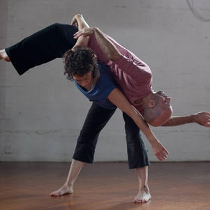Partner Bodyweight Workout and Contact Improv