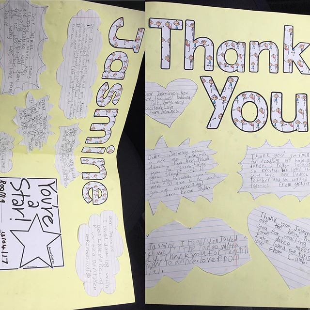 Thank you for the love! When I receive feedback and gratitude from my students it's such an amazing