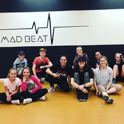 Amazing Hip Hop and Street Dance workshops today in Nelson 🔥🔥🔥