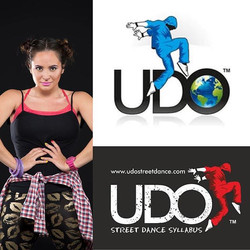 Say hello to your newly qualified UDO Judge & Examiner _jazminecox Thanks to John and _udostreetdanc