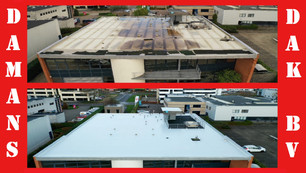 Naszą specjalnością jest nie tylko nowe budownictwo, ale także renowacje dachów.