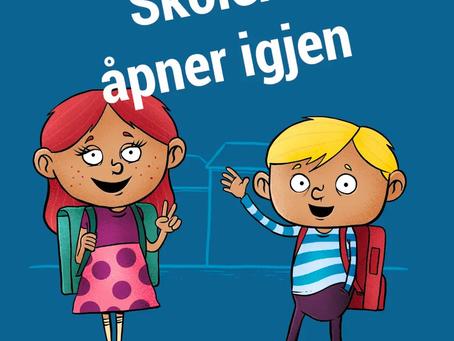 Info om skoleåpning