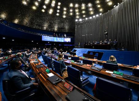 Senado aprova PLV que estabelece três tipos de acesso do cidadão aos serviços públicos eletrônicos