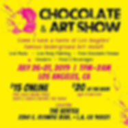 i will be showing some new art so come o