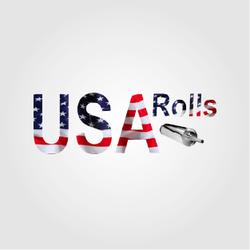 USA Rolls logo