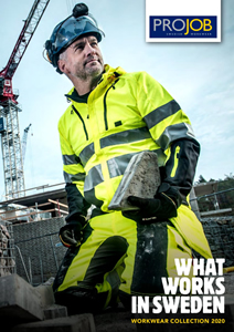 Projob Workwear 2020