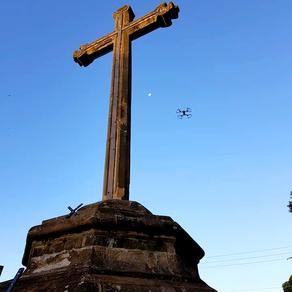 Projeto de restauração do Cruzeiro Franciscano de Itu