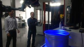 Medição de roda para protótipo híbrido