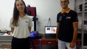 Visita das equipes Poli Racing e Poli de Baja