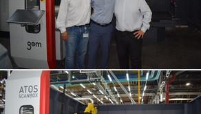 ScanBox GOM - Grupo VW Argentina