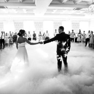 Pierwszy taniec Krysi i Łukasza