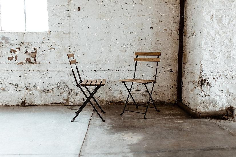 Iris Bistro Chairs