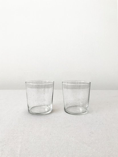 Short Bodega Glasses