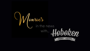 Hoboken Happy Hours: A Look Inside the New Monroe's in {Hoboken}