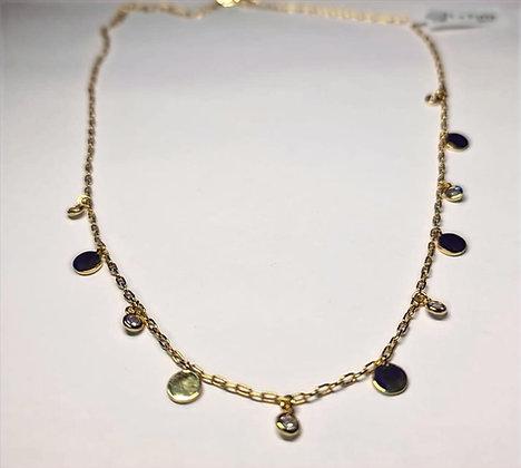 Collar medallitas C3 450