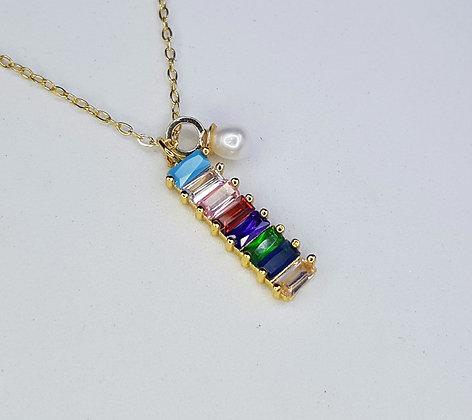 Collar rainbow 500 C8