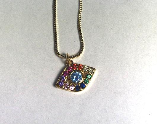 Collar Ojo Rainbow 300 C3