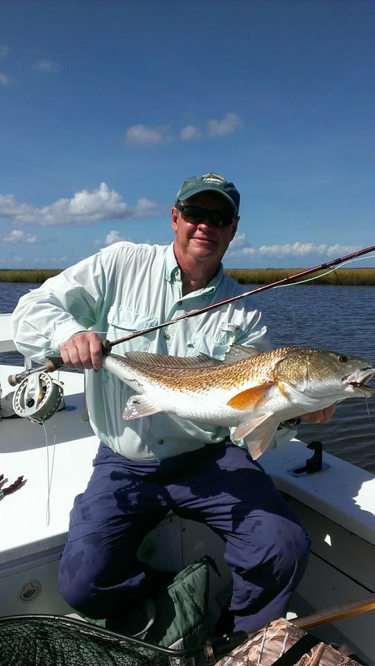 Louisiana Fly Fishing