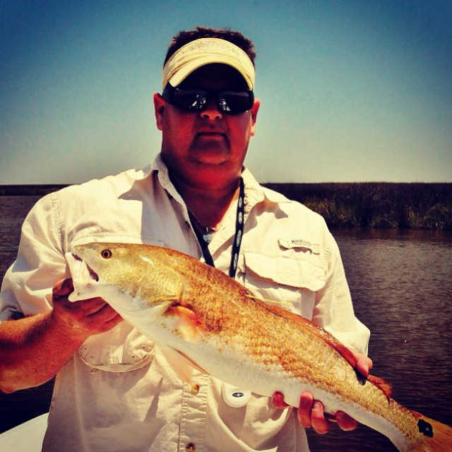 Tagging Redfish !!!!