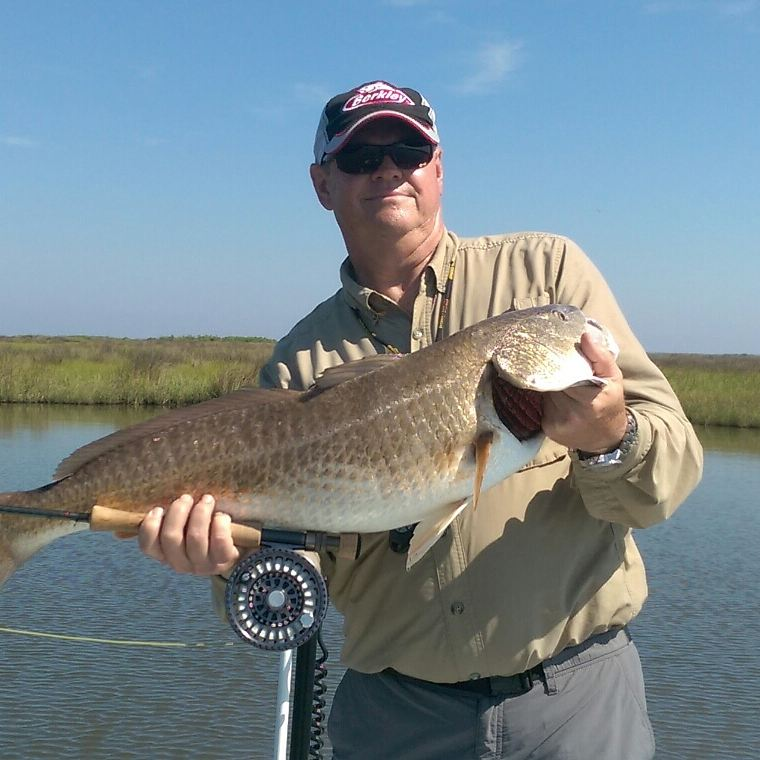 Louisiana Fly fishing,