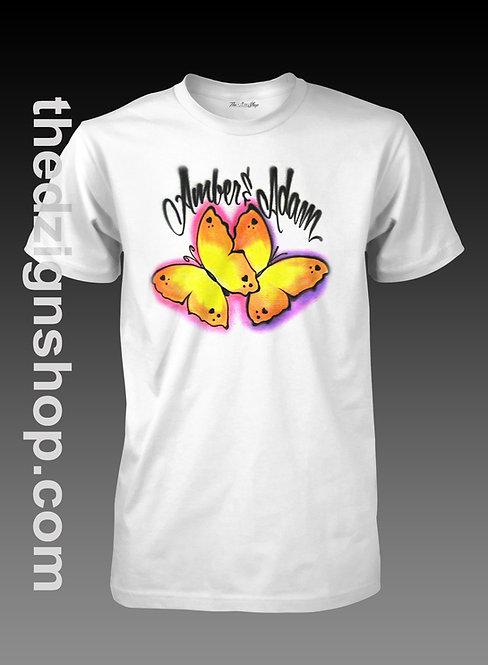 Butterfly love 1