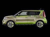 Vehicle Wrap Design 3 sides