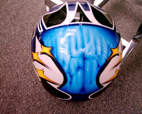 Custom Vehicle Helmet