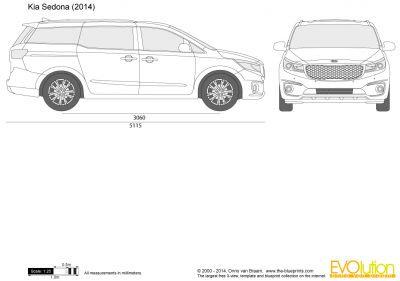 Vehicle Wrap Design 4 sides