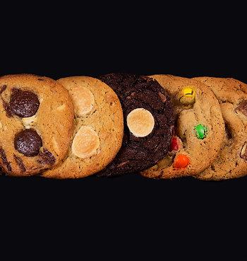 מארז 24 עוגיות לאפייה ביתית
