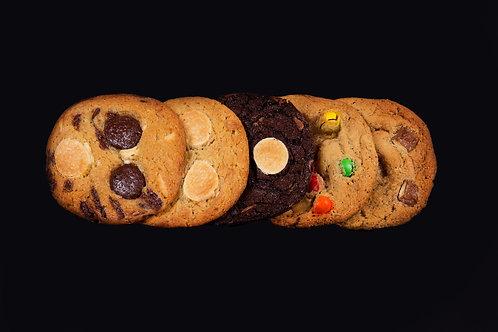 מארז 12 עוגיות לאפייה ביתית