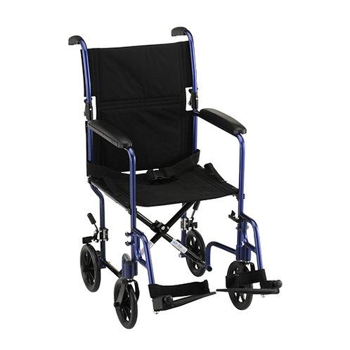 19 inch Transport Chair