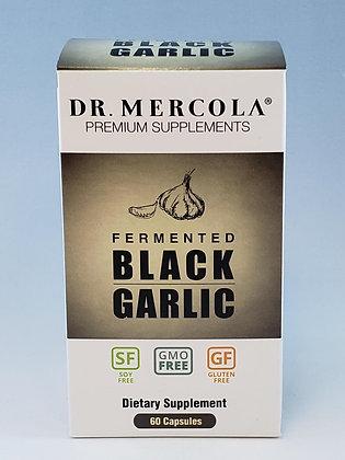 Dr. Mercola Fermented Black Garlic