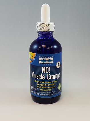Trace Mineral Research No! Muscle Cramps