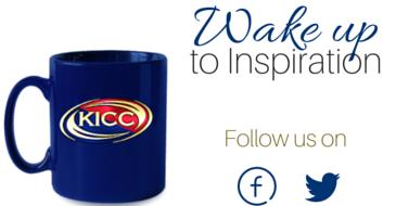 Wake up to Inspiration.