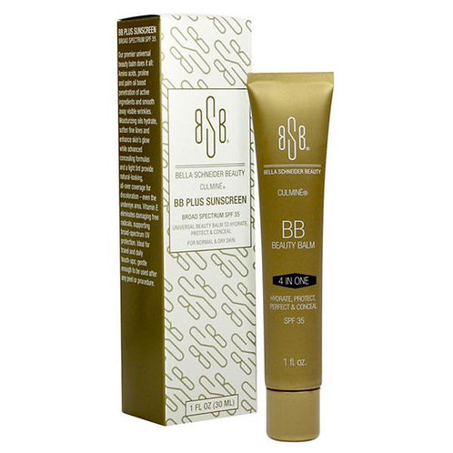 BELLA SCHNEIDER BEAUTY BB PLUS BROAD SPECTRUM SPF 35