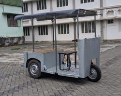 Electric Institutional Vehicle