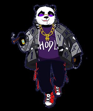 This is Pandamogo logo