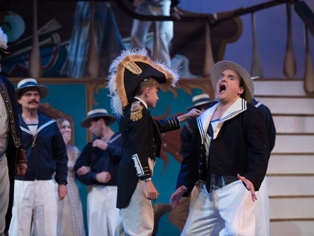 Ralph in HMS Pinafore