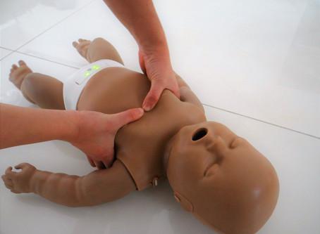 חנק והחייאת תינוקות