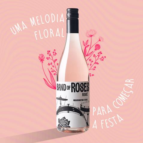 Vinho Band od Roses